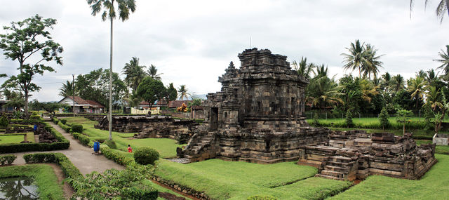 Ngawen Tempel Java Indonesië